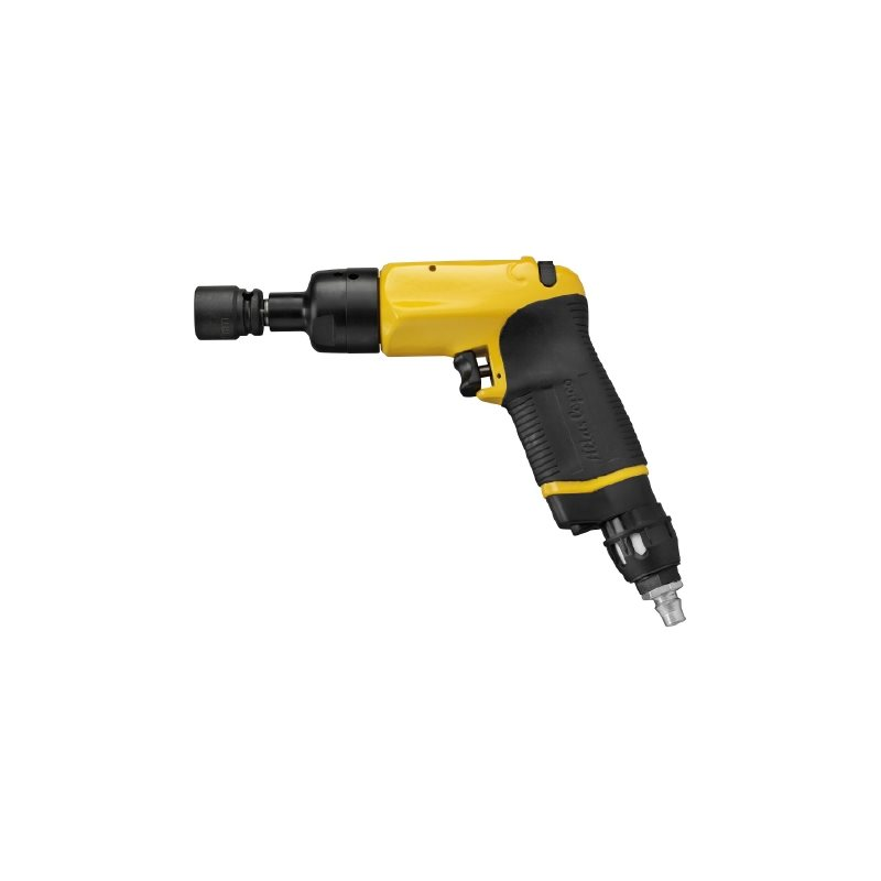 Pneumatic impact wrench nutrunner
