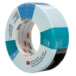 3M™ MULTI-PURPOSE DUCT TAPE, 3900, BLUE, 48 MM X 55 M, 24 PER CASE