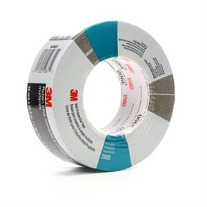 3M™ MULTI-PURPOSE DUCT TAPE, 3900, OLIVE, 48 MM X 55 M, 24 PER CASE