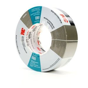 3M(TM) EXTRA HEAVY DUTY DUCT TAPE 6969 OLIVE, 48 MM X 54.8 M 10.7 MIL, 24 INDIVIDUALLLY WRAPPED ROLLS PER CASE, CONVENIENTLY PACKAGED