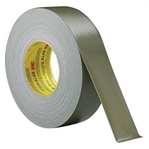 3M(TM) PERFORMANCE PLUS DUCT TAPE 8979 OLIVE, 48 MM X 54.8 M, 24 INDIVIDUALLLY WRAPPED ROLLS PER CASE, CONVENIENTLY PACKAGED