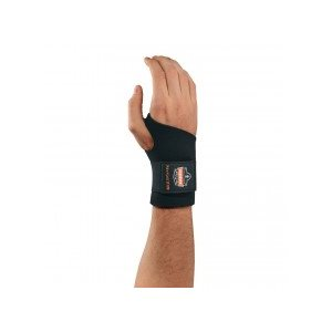 ERGODYNE 16613 – PROFLEX® 670 AMBIDEXTROUS SINGLE STRAP WRIST SUPPORT MEDIUM