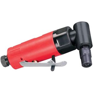 DYNABRADE 18010 - .2 HP (149 W) AUTOBRADE RED RIGHT ANGLE DIE GRINDER