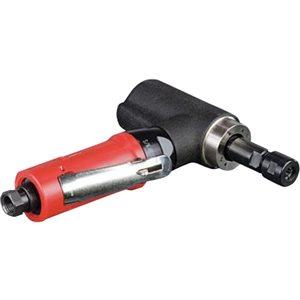 DYNABRADE 18020 - .5 HP AUTOBRADE RED 7 DEGREE OFFSET DIE GRINDER