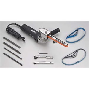 DYNABRADE 40611 - ELECTRIC DYNAFILE II ABRASIVE BELT TOOL VERSATILITY KIT