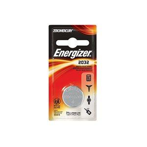 PILES 2032 ENERGIZER® 3 VOLT LITHIUM